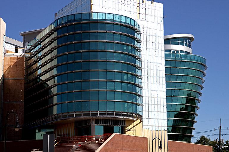 ... Plate Glass Company   Kean University Green Lane Building, Union, NJ